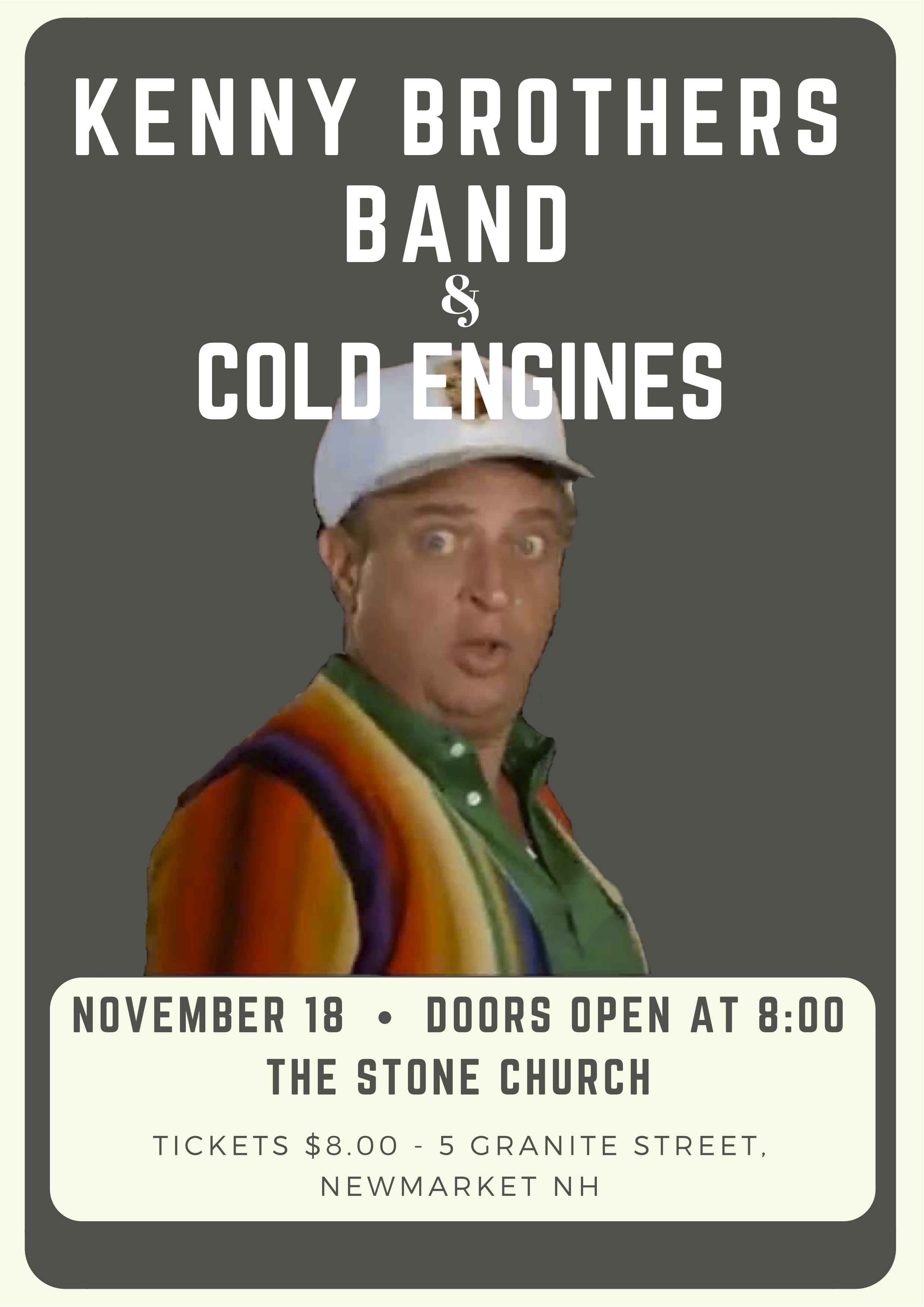 Kenny Brothers Band_caddyshack
